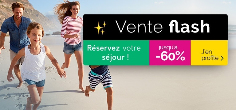 Vente Flash Campings